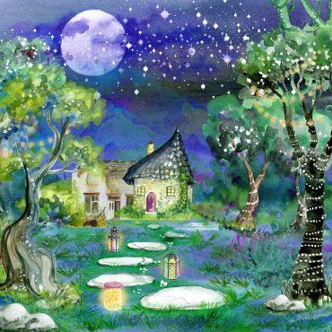 Fiabe della buonanotte: La capanna della vecchina