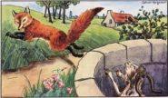 Fiabe della buonanotte: La volpe e il caprone