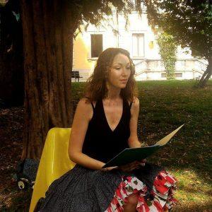 Fiabe al parco Legnano autrice sarah spinazzola